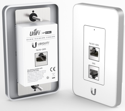 UniFi In Wall 5-pack (UAP-IW-5)