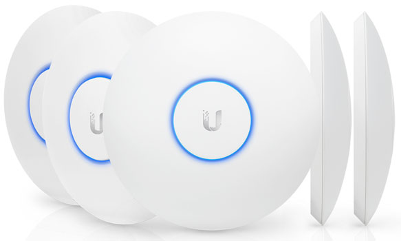 UniFi UAP-AC LR 5-pack